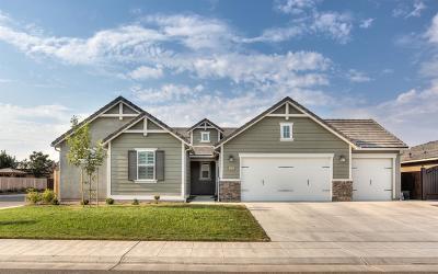 Clovis Single Family Home For Sale: 3101 Finchwood