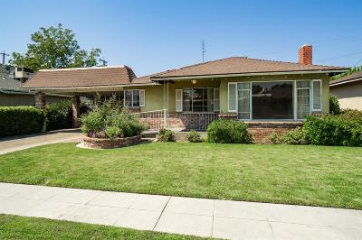 Single Family Home For Sale: 3427 N 5th Street