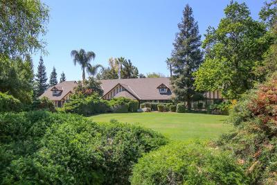 Sanger Single Family Home For Sale: 3863 N Brehler Avenue