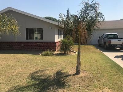 Selma Single Family Home For Sale: 3602 Willow Street