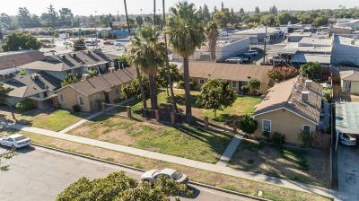 Clovis, Fresno, Sanger Multi Family Home For Sale: 2402 E Peralta Way