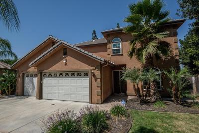 Fresno Single Family Home For Sale: 5454 W Los Altos Avenue