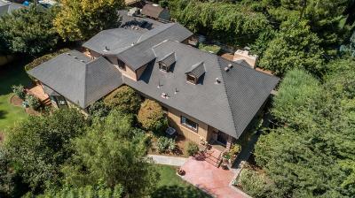 Fresno Single Family Home For Sale: 5393 N Forkner Avenue