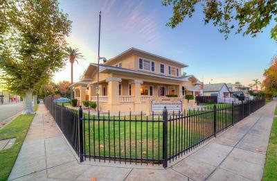 Fresno Single Family Home For Sale: 807 N Van Ness Avenue