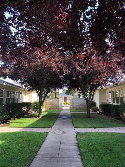 Fresno Multi Family Home For Sale: 740 E Cornell Avenue