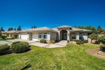 Madera Single Family Home For Sale: 8 Meadows