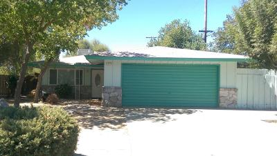Sanger Single Family Home For Sale: 1215 Olive Avenue