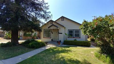 Reedley Single Family Home For Sale: 1427 12th Street Street