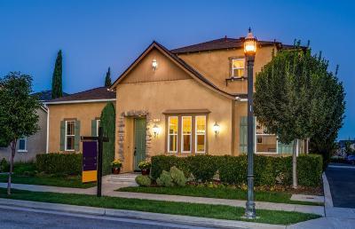 Clovis Single Family Home For Sale: 4012 Trenton Avenue