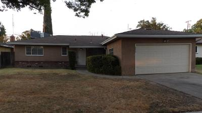 Fresno Single Family Home For Sale: 3915 E Sussex Way