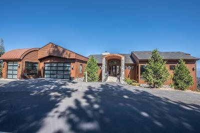 Shaver Lake Single Family Home For Sale: 42632 Bretz Point Lane