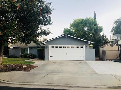 Clovis Single Family Home For Sale: 1468 Ashcroft Avenue