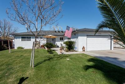 Clovis Single Family Home For Sale: 457 San Jose Avenue