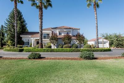 Clovis Single Family Home For Sale: 6375 Dockery Avenue