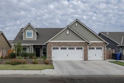 Fresno Single Family Home For Sale: 3680 N McKelvey Avenue