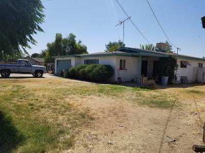 Madera Single Family Home For Sale: 702 Adelaide Avenue