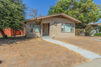 Fresno Single Family Home For Sale: 709 E McKinley Avenue