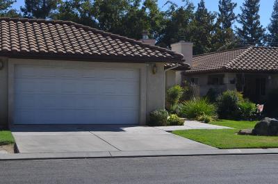 Madera Single Family Home For Sale: 109 Prince Lane