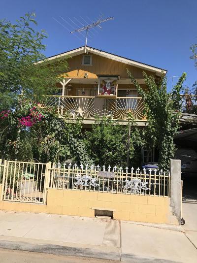 Madera Single Family Home For Sale: 913 E Kennedy Street