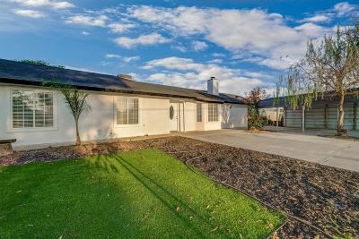 Madera Single Family Home For Sale: 18676 Norwalk Drive