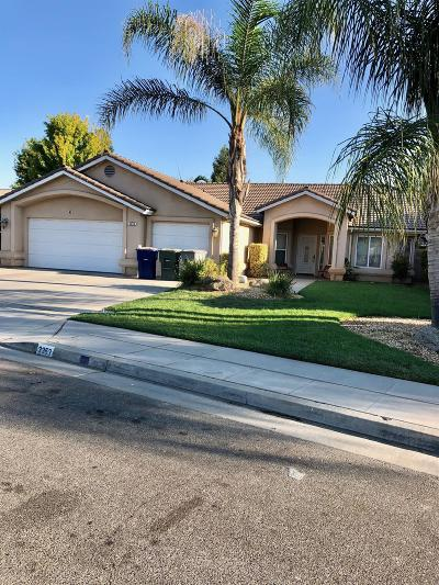 Madera Single Family Home For Sale: 3353 Todd Street