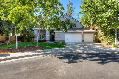 Clovis Single Family Home For Sale: 1338 Birch Avenue
