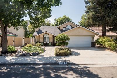 Fresno Single Family Home For Sale: 9515 N Shannon Avenue