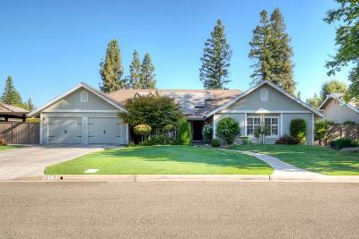 Fresno Single Family Home For Sale: 3578 W Fir Avenue