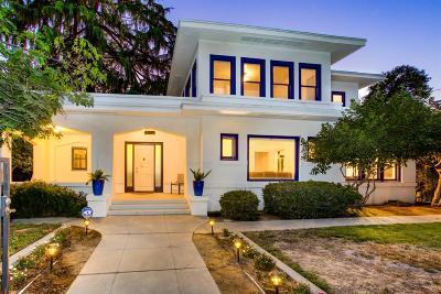 Single Family Home For Sale: 2403 N Van Ness Boulevard