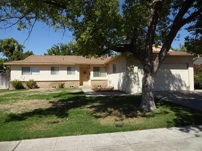 Clovis Single Family Home For Sale: 329 W Ashcroft Avenue