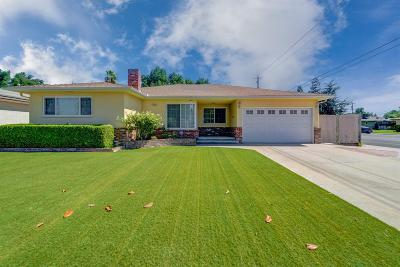 Single Family Home For Sale: 4612 N Orchard Street