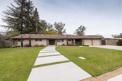 Fresno Single Family Home For Sale: 5849 E Club View Drive