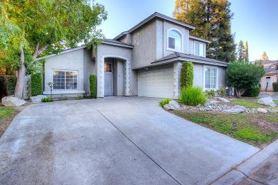 Fresno Single Family Home For Sale: 10657 N Seacrest Drive