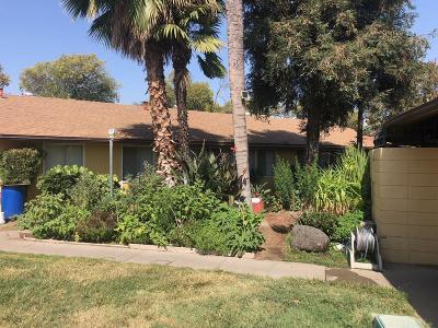 Fresno Multi Family Home For Sale: 2014 E Indianapolis Avenue