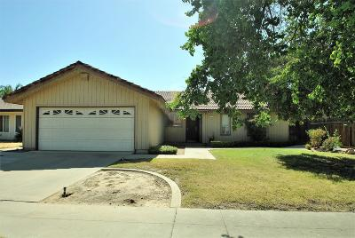 Fresno Single Family Home For Sale: 1729 W Donner Avenue