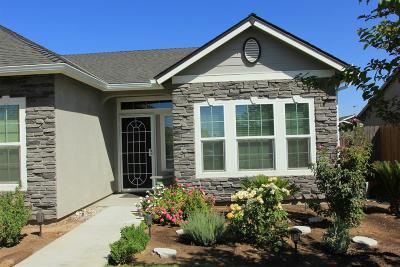 Fresno Single Family Home For Sale: 6538 E Townsend Avenue
