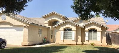 Kerman Single Family Home For Sale: 14344 Taylor Street