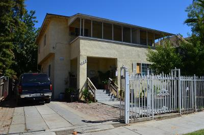 Fresno Multi Family Home For Sale: 332 N Roosevelt Avenue