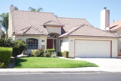 Clovis Single Family Home For Sale: 3642 Sabre Avenue