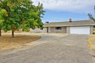 Madera Single Family Home For Sale: 30747 Donald Avenue
