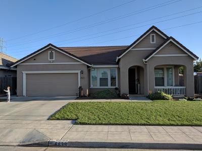 Fresno Single Family Home For Sale: 6899 E Montecito Avenue