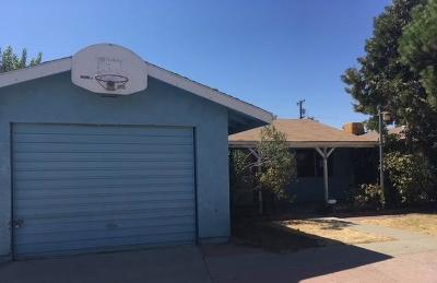 Fresno County Single Family Home For Sale: 344 E Pleasant Street