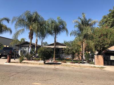 Parlier Single Family Home For Sale: 13504 E Cypress Avenue