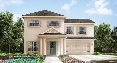 Fresno Single Family Home For Sale: 6075 E Fedora Avenue #58