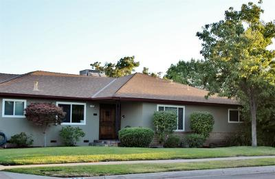 Single Family Home For Sale: 1767 E Escalon Avenue