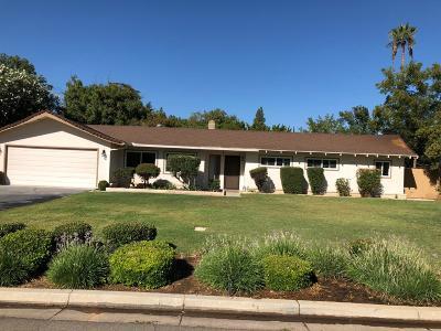 Fresno Single Family Home For Sale: 5509 N Roosevelt Avenue N