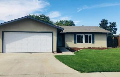 Clovis Single Family Home For Sale: 3110 N Timmy Avenue