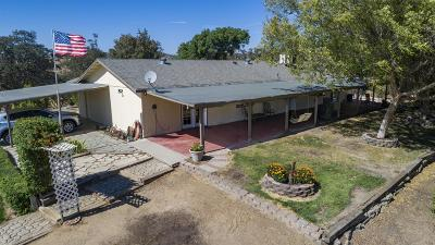 Madera Single Family Home For Sale: 40458 Road 406