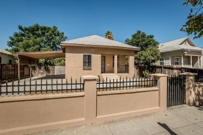 Fresno Single Family Home For Sale: 2543 E Washington Avenue