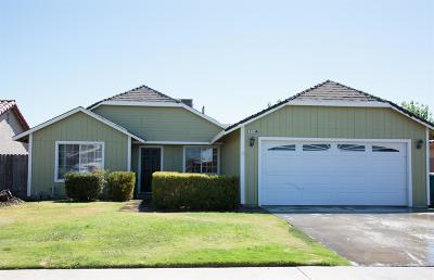 San Joaquin Single Family Home For Sale: 8688 S 12th Street